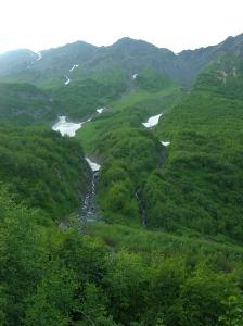 Double waterfalls!