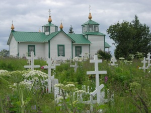 Ninilchik Russian Orthodox Church