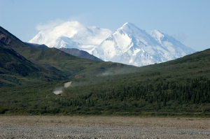 Getting closer to Denali...