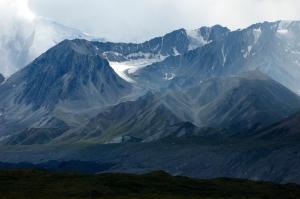 A glacier!